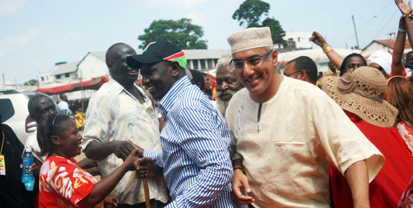 The Troubled Jubilee Waters, Ruto/Balala Differences Intensify