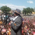Jubilee In Kisii: Even With Massive Mobilization The Gusii Stadium Was Half Empty