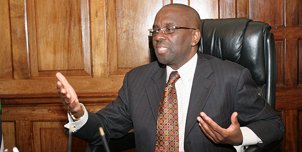 "Mungiki And Top State Officials Want Chief Justice To ""Face Mt Kenya"""