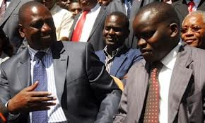 Joshua Sang's Warning A Testmony That Ruto Is In A Lions' Den