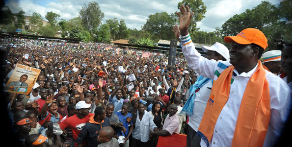 Revealed: How CORD's Strategy To Contain William Ruto Is Succeeding