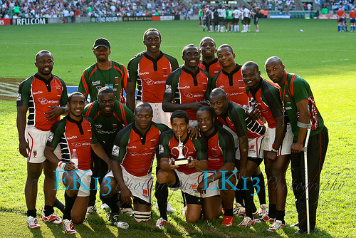 Sevens: Huge upset as Kenya beats NZ in semis