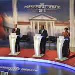 Live stream: 2nd presidential debate