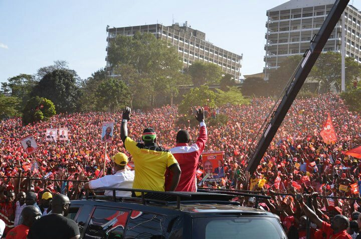 Jubilee's Final Uhuru Park Rally Dampens Mood In Rift Valley