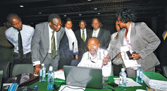 Re-Tallying At KICC; Major Inconsistencies Expected