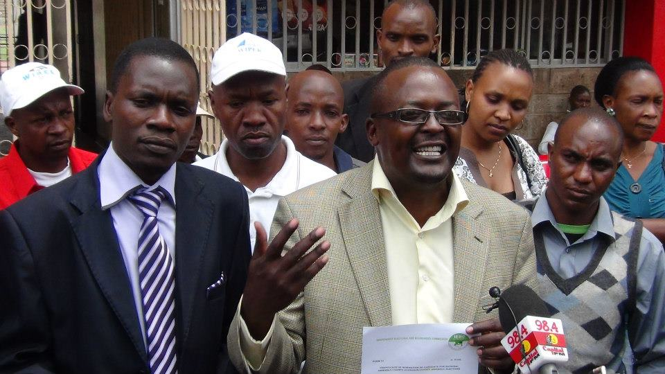 Mutinda Kavemba Hopeful Of Pulling A Surprise In The Nairobi Governor Race