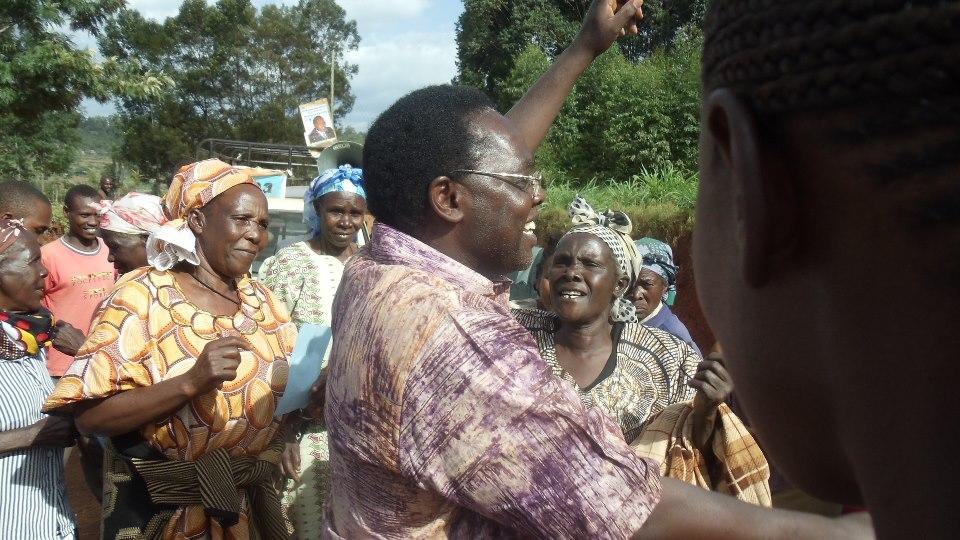 Nyamira Governor Aspirant Dr Matunda Nyanchama Putting His Best Foot Foward