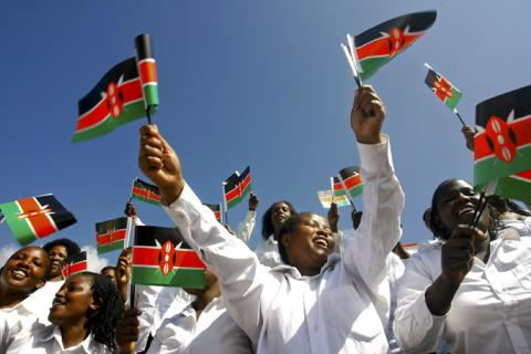 Election Projections And Predictions: Who Will Be Kenya's 4th President?