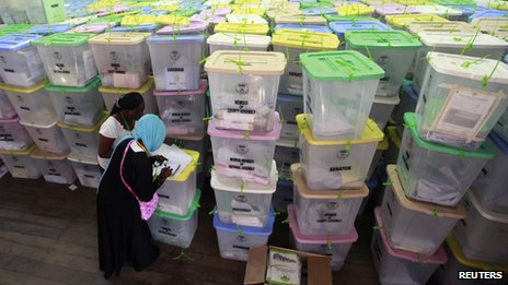 Raw Video: Evidence Of Election Rigging In Mathare Constituency