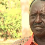 Raila Odinga: Let Us Join Hands To Ensure Elections Count