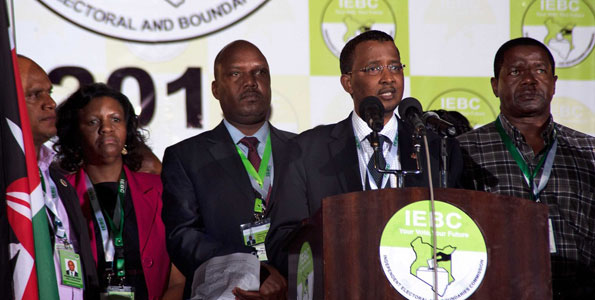 Revealed: How Jubilee, IEBC And Kencall EPZ Ltd Rigged The Presidential Election