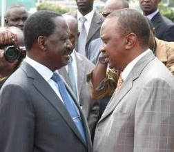 Uhuru's Response To Prime Minister Odinga's Election Petition At The Supreme Court Of Kenya