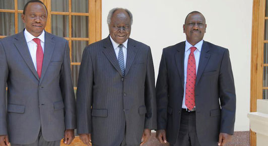 Will Uhuru Kenyatta's Jubilee Team Respect The Supreme Court Ruling?