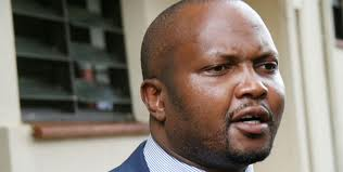 Rumours: TNA Strategist Moses Kuria Will Be The Goverment Spokesman