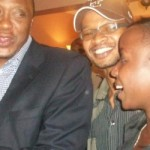 Jackal News Reveals The Genesis Of Oliver Mathenge + Jacque Maribe's Encounter With President Uhuru
