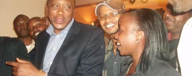 Jackal News Reveals The Genesis Of Oliver Mathenge + Jacque Maribe's Encounter With President Uhuru