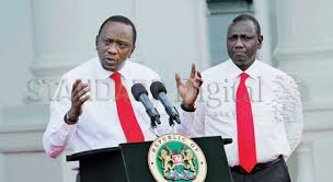 Excellencies UhuRuto: Running A Unity Government Is Not Putting On Uniforms!