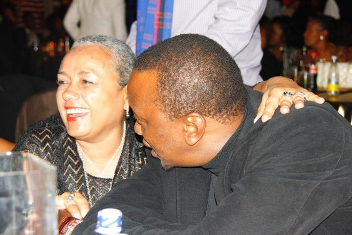 What Is Wrong With Margaret Kenyatta Holding The Bible For