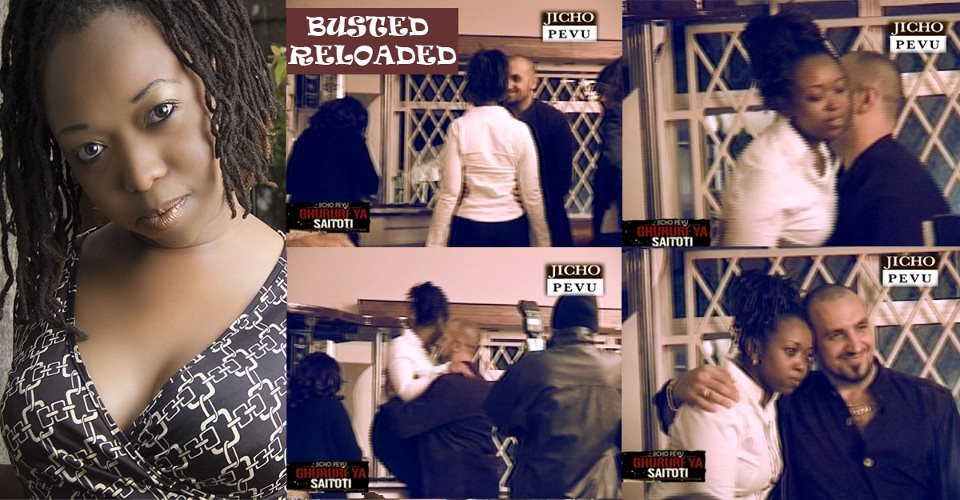 Ciku-Queen of Busted Fights Back Her Feature On Jicho Pevu