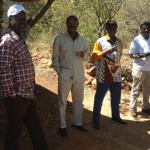 Exclusive Photos: Raila Odinga relaxing in Johannesburg South Africa
