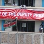 Raila Odinga's Former Office Rebranded As Swearing Is Underway At Kasarani