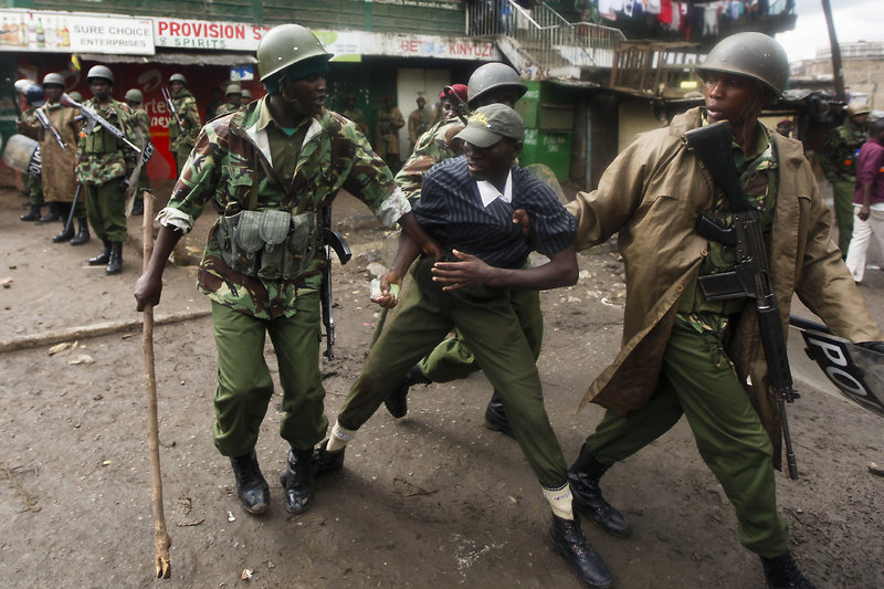 Welcome To Kenya, The Republic Of Fear
