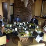 Raila Odinga, Kalonzo and Wetangula To Arrive Back From South Africa Today