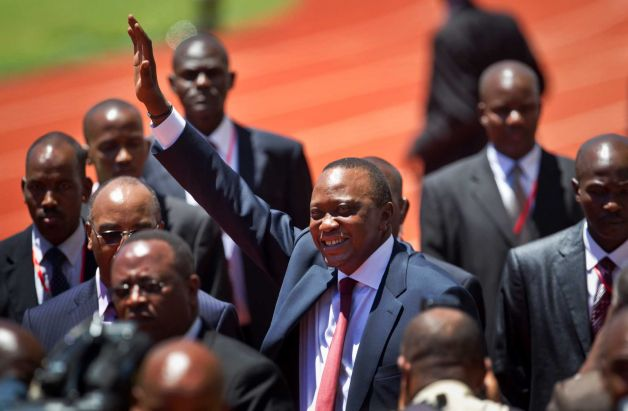 Can Uhuru Free Himself? Not Likely.