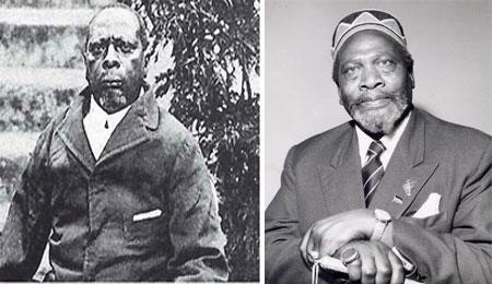Jomo Kenyatta's Ugandan Roots!