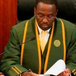 Shut Up And Forever Hold Your Peace, Mr. Chief Justice Dr. Willy Mutunga!