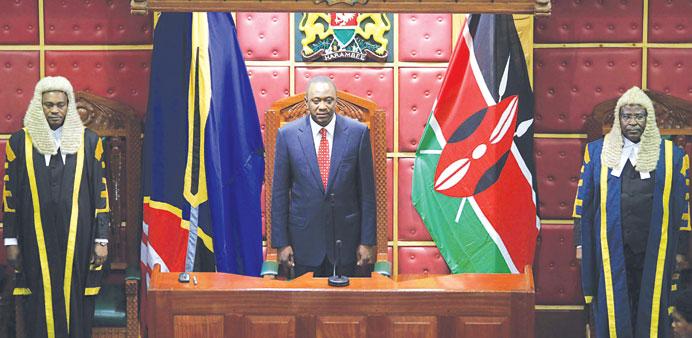 Uhuru Kenyatta's Speech State Opening Of The 11th Parliament (Full Text)