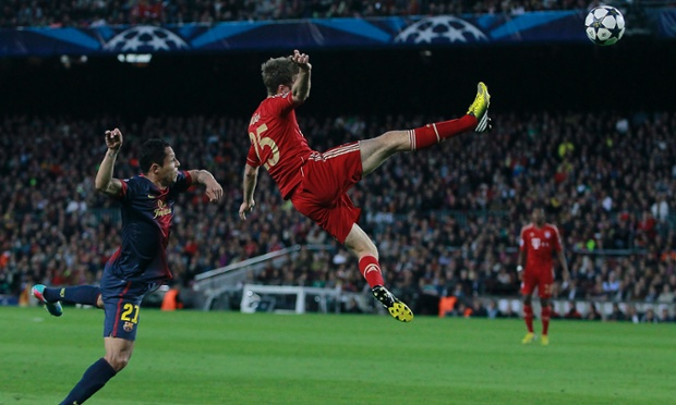 Bayern Munich Blast Past Barcelona To Reach Champions League Final