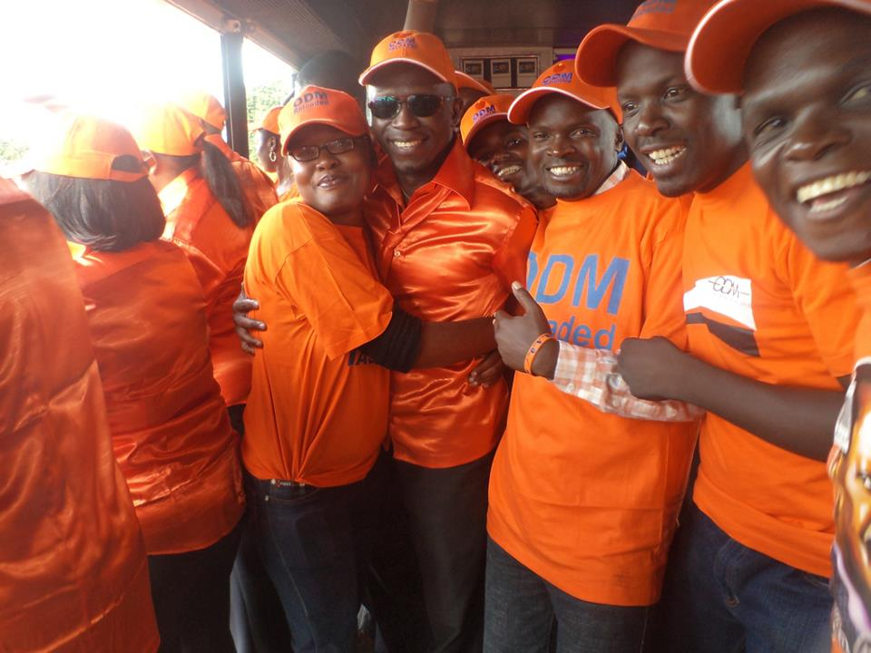 Trying To Move On: ODM Youth 2012 Set To Hold Post-Poll Party On 4th May