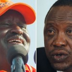 SHAME: Exit Polls Confirm Election Was Rigged, Raila Won But Not With 50%+1