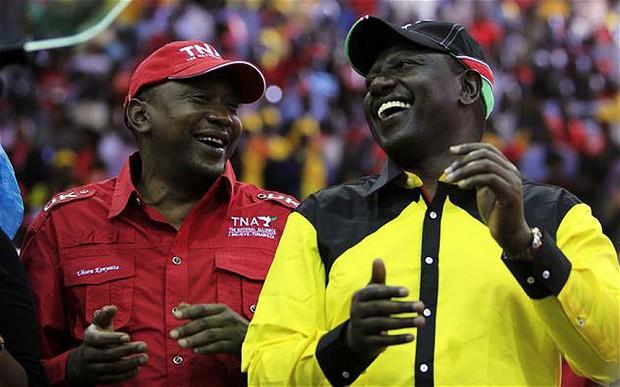 Revealed: How William Ruto Led Rift Valley To Make Uhuru Kenyatta President
