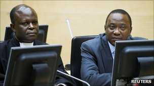 AU And The ICC: All Criminals Facing Various Charges  Should Also Consider Seeking Deferral