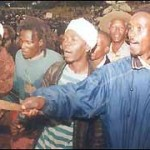 Uhuru Goverment On Spot: Mungiki Is Back! May Be By Right?