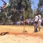 Unbelievable: Secondary School High Jump Fete Goes Viral Online