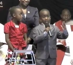 Video: Mumo Mutula, the late Mutula Kilonzo's grandson, Eulogized His grandfather In Style