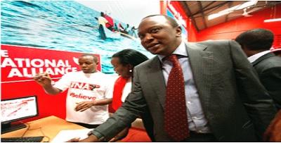 Uhuru's British PR Consultants Left Kenya Media Practitioners In A Waterloo