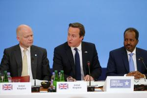 Brainwashing Kenyans: Doubts Whether Uhuru Kenyatta Met Prime Minister David Cameron Emerge
