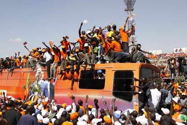How Raila Campaign Was Bungled