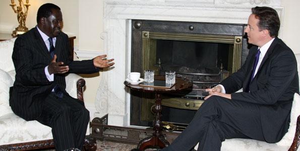 President Uhuru Kenyatta's London Visit Angers Human Rights Activists