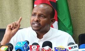 Why Blabbermouth  Aden Duale Should Slow Down.