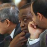 President Uhuru Kenyatta Maintains He Met Cameron and Held Talks With PM Cameron