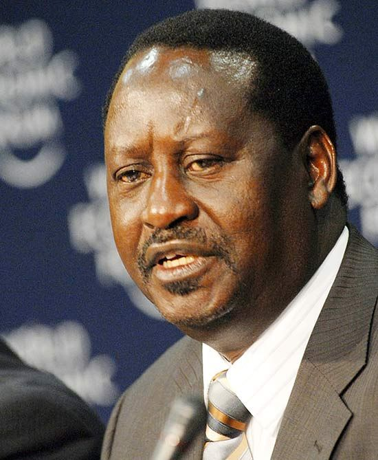 Out of Government, Former PM Raila Odinga Sends Shivers in Government Circles