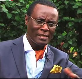 Dear Mutahi Ngunyi, Let Your Criminal Clients Touch Raila At Their Peril!