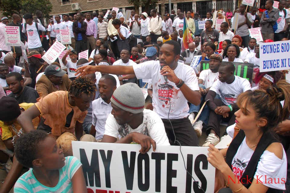 Will TNA/Jubilee Supporters Join Occupy Parliment 2.0? The Sad Irony of Kenyans!