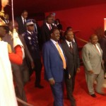 Raila Accorded Full State Honors By President Quttarra As He Departed For Nairobi