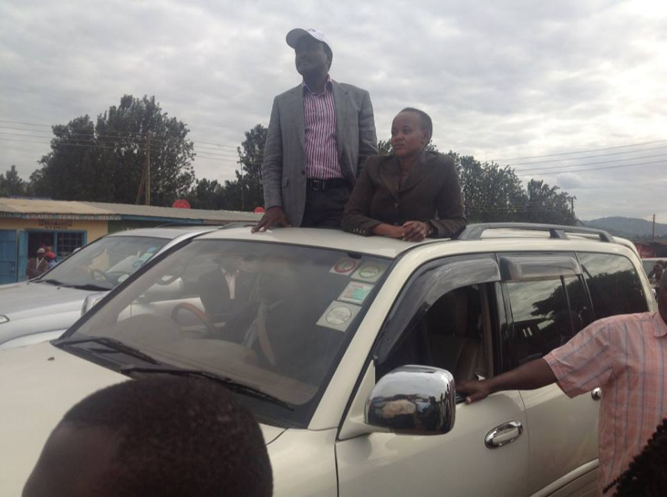 Kethi Kilonzo Finally Hits The Campaign Trail For The Makueni Senate Race